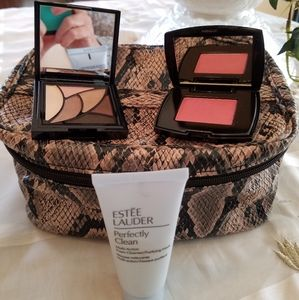 Estee Lauder Eyeshadow and Makeup Pouch